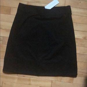 DVF Wool blend skirt, size 12 (NWT)